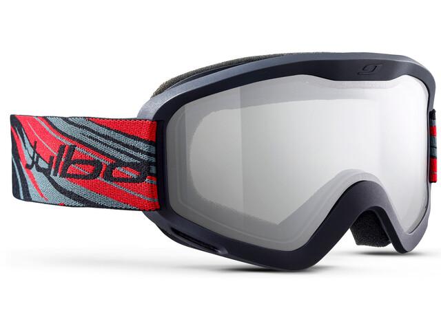 Julbo Plasma MTB Goggles black/gray/speed red